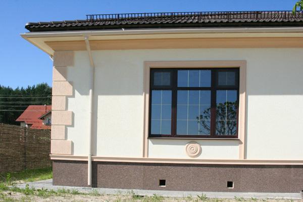 Декор фасада своими руками фото