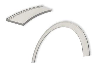 наличник или обрамление двери. окна: арка из полиуретана (ппу) и ассортимент других архитектурных элементов для фасада