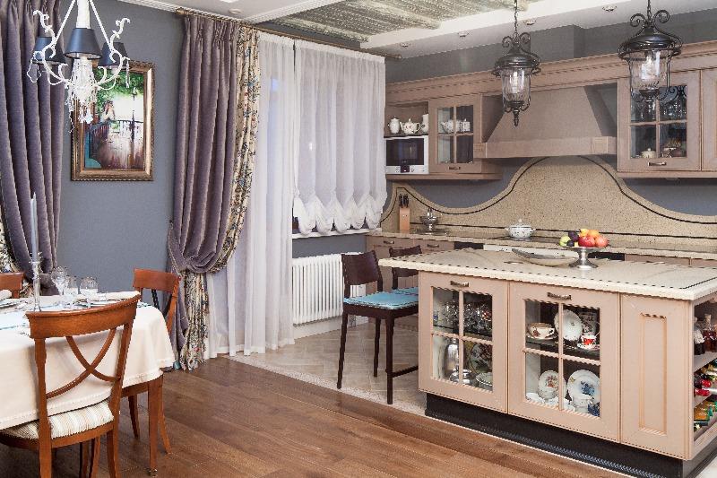 потолочные балки для квартиры и дома