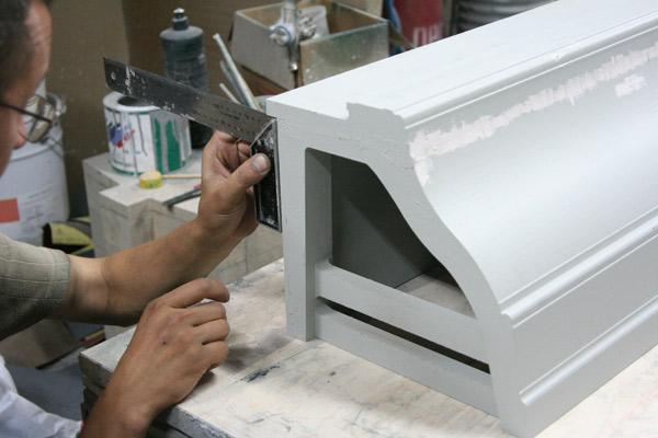 Изготовление модели изделия