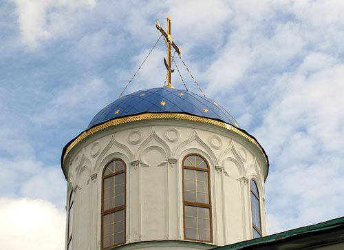 барабан купола