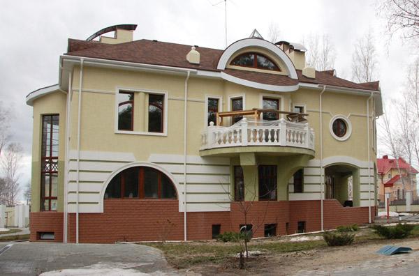 Декор фасадов тюмень