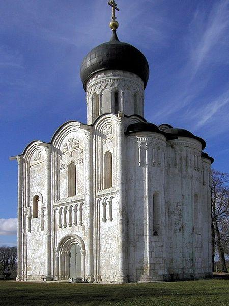 Покрова́ на нерли xii век — храм