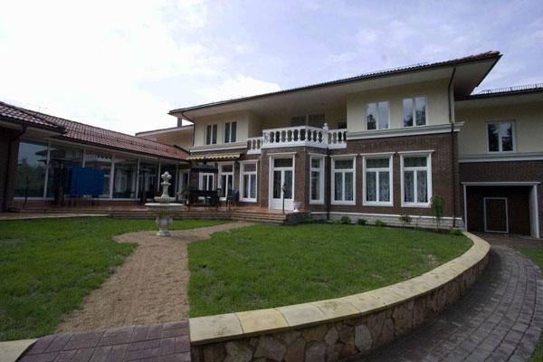 вилла или особняк в московской области