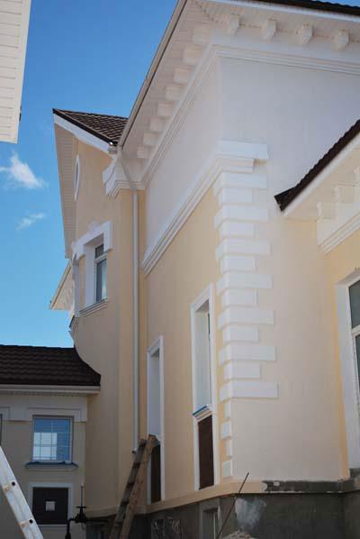 Фасадный декор и лепнина Регент Декор