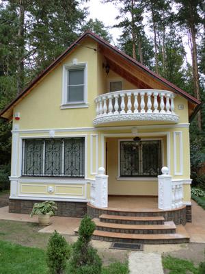 Дизайн вход в дом