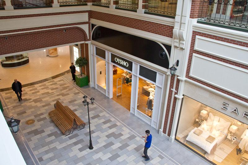 Дизайн пространства над магазином