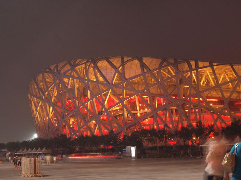 Лучшие олимпийские стадионы
