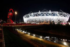 лондонский олимпийский стадион