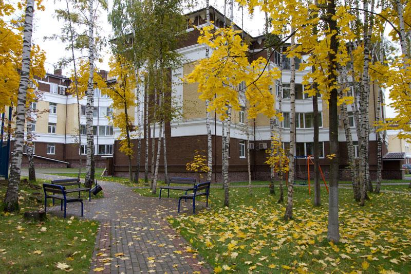 фасадный декор для жилого комплекса