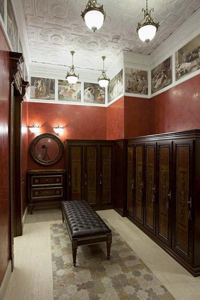 красиво сделать потолок, фотографии потолка в стиле ампир, потолочные карнизы, потолочный плинтус из полиуретана