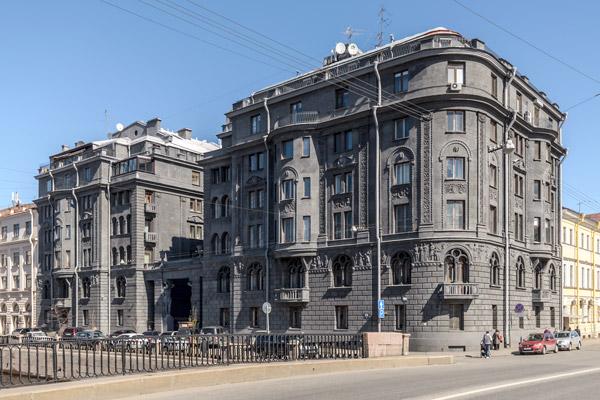 доходный дом Веге в Санкт-Петербурге, сдача квартир в аренду, особенности архитектуры