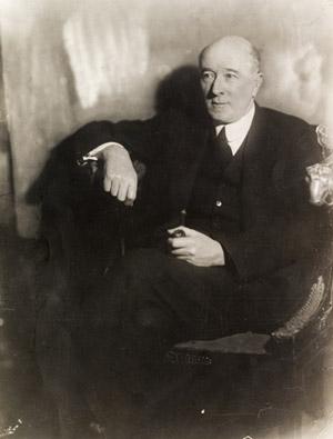 Жолтовский, портрет, советский архитектор, неоклассицизм, классический стиль