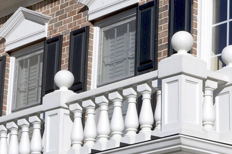 как сделать красивый балкон, лоджия, балкон, терраса и веранда с полиуретановой лепниной