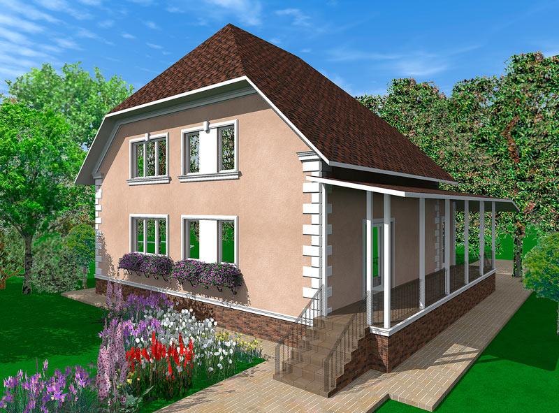 лепной декор, фасадная лепнина, фасадный декор, декоративные элементы из полиуретана, как оформить окна в загородном доме, большое окна и два маленьких окна