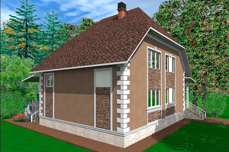 строительство и отделка дома, красивый фасад, как заказать проект дома, дачи, резиденции, таунхауса, коттеджа, виллы