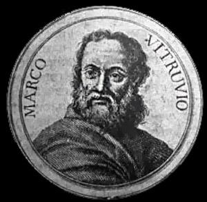 Витрувий, Vitruvio, история архитектуры, десять книг об архитектуре, античная архитектура